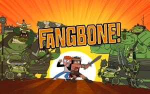 Fangbone_ TV Series Based on Books_2015