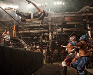 Lucha Underground - Most Fan Engaged Channel